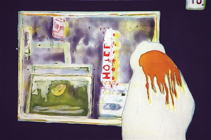 House of Pictures by Peter Doig