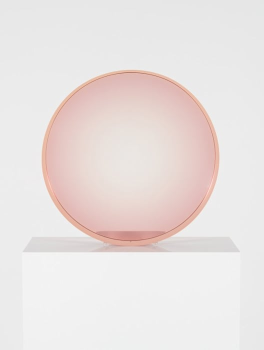 Untitled (Rose Gold) by Fred Eversley