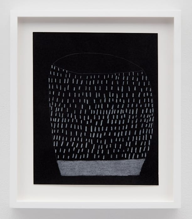 Black Pot 1 by Jonas Wood