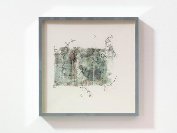 Omnia facta sunt by Gianfranco Baruchello