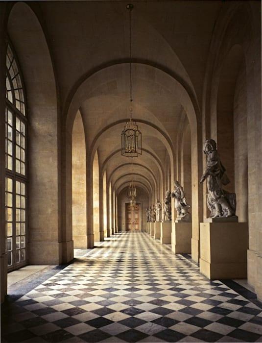 Galerie de Pierre, Château de Versailles by Robert Polidori