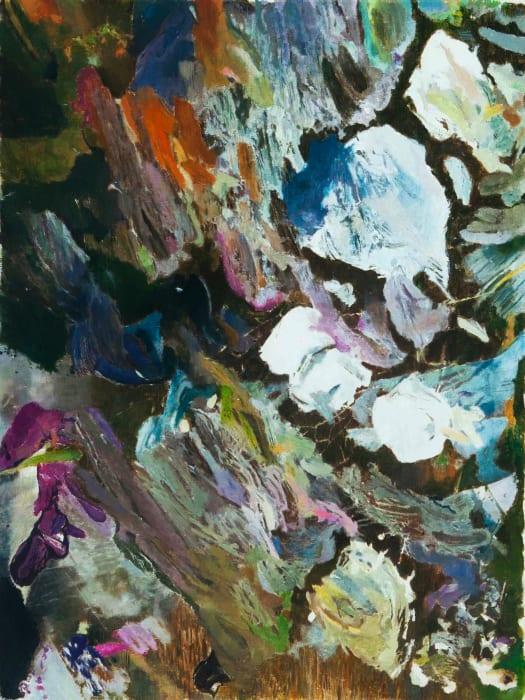 Palette I by Juan Araujo