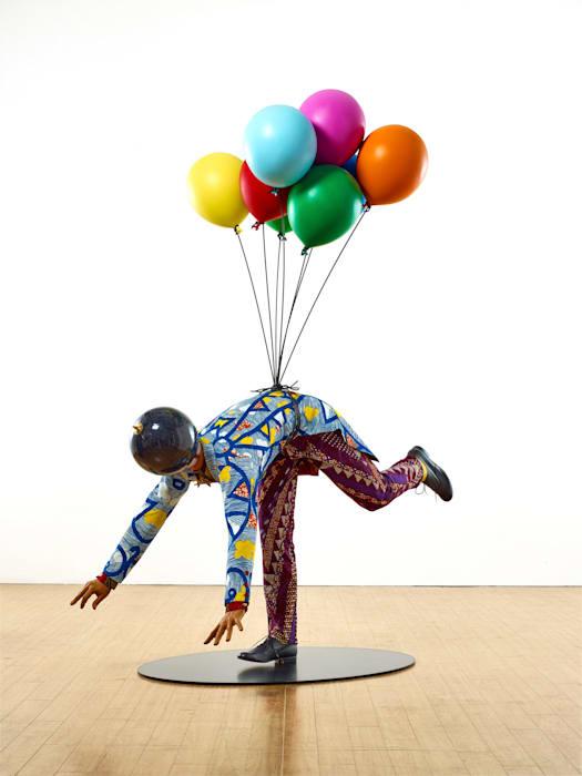 Balloon Man by Yinka Shonibare MBE (RA)