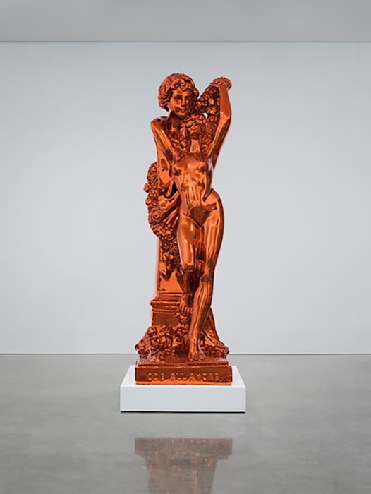 Ode to Love by Jeff Koons