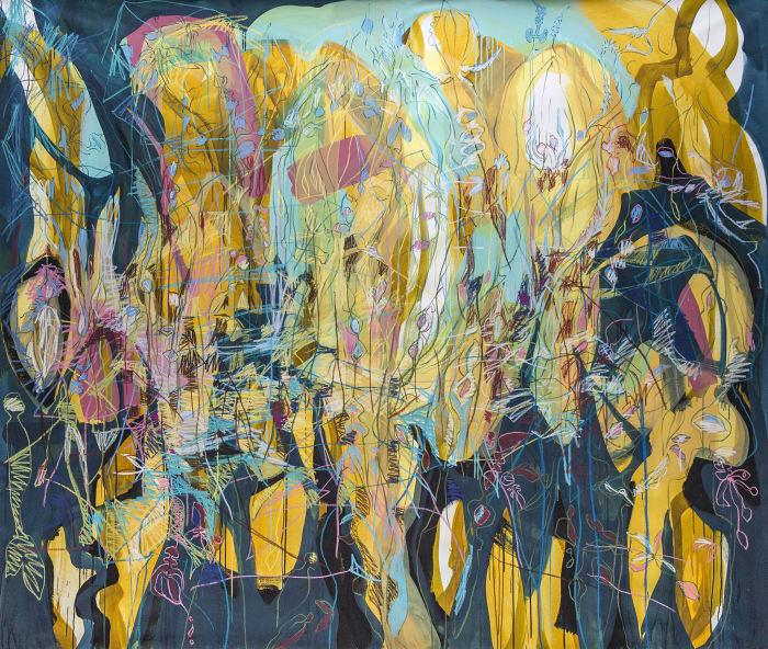 Gruner Wind by Janaina Tschäpe