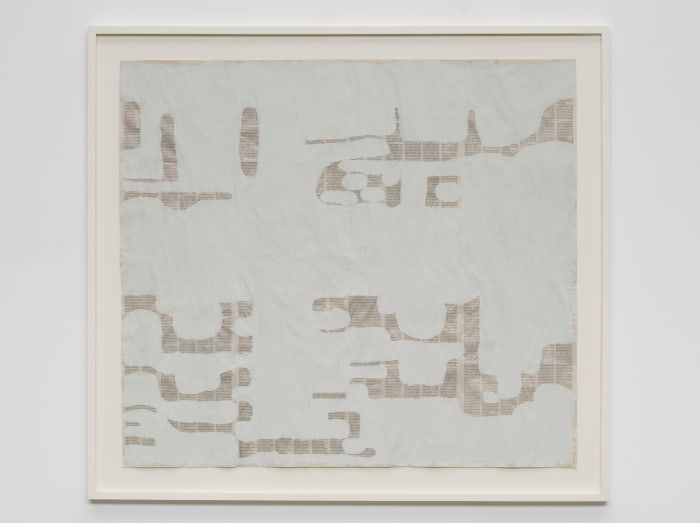 Untitled (Newspaper 6) by Cristiano Lenhardt