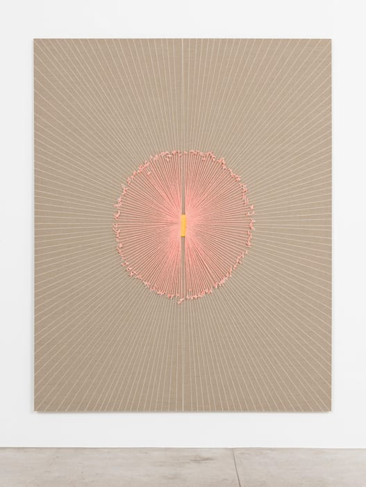 Mandala III by Alexandre da Cunha