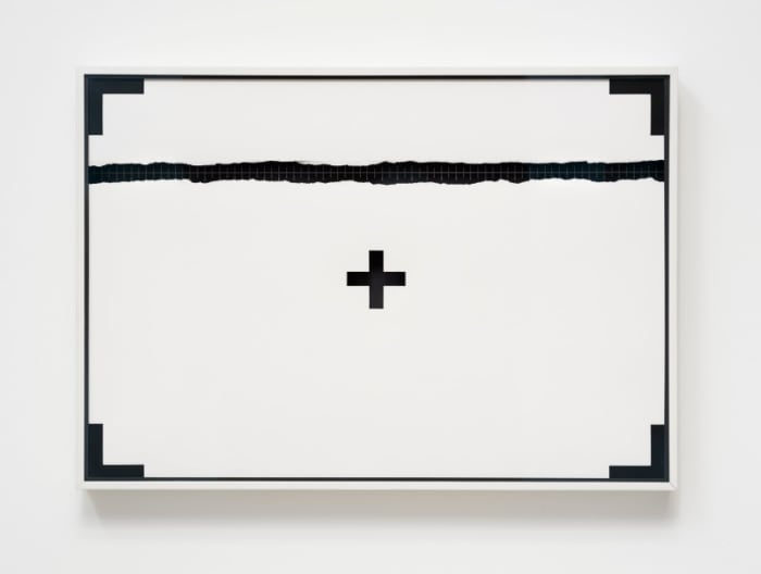 Untitled, from Desenhos/Objetos series by Anna Maria Maiolino