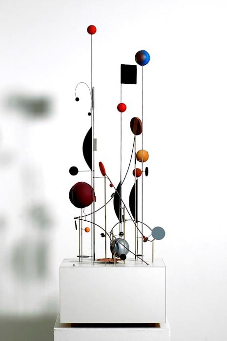 Kinetic object  KK-07 by Abraham Palatnik