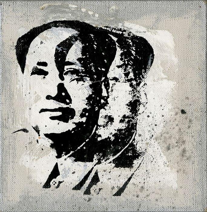 Andy Warhol 'Mao', 1972-74 by Richard Pettibone
