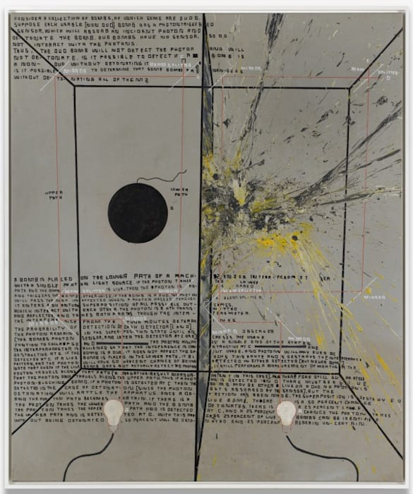 A.O.: Elitzur - Vaidman Bomb Tester by Thomas Zipp