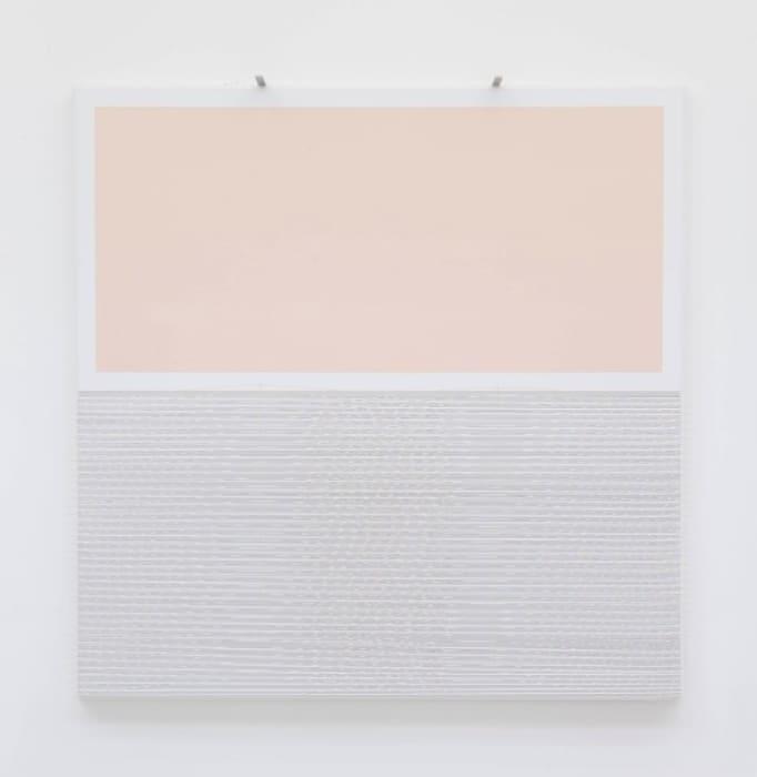 Vibrationes coquilles by Jesús Rafael Soto