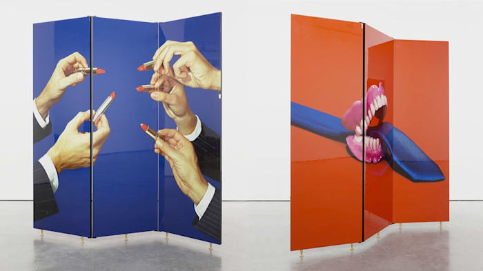 Untitled by Toilet Paper: Collaboration Maurizio CATTELAN / Pierpaolo