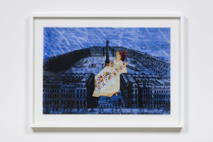 La Comtesse de Castiglione Would Wander I (La Comtesse Place Vendome) by T.J. Wilcox