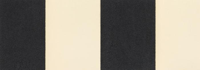 Horizontal Reversal VII by Richard Serra