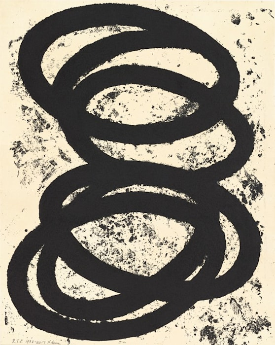 Finally Finished by Richard Serra