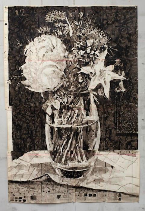 Untitled (Garden Posy II) by William Kentridge