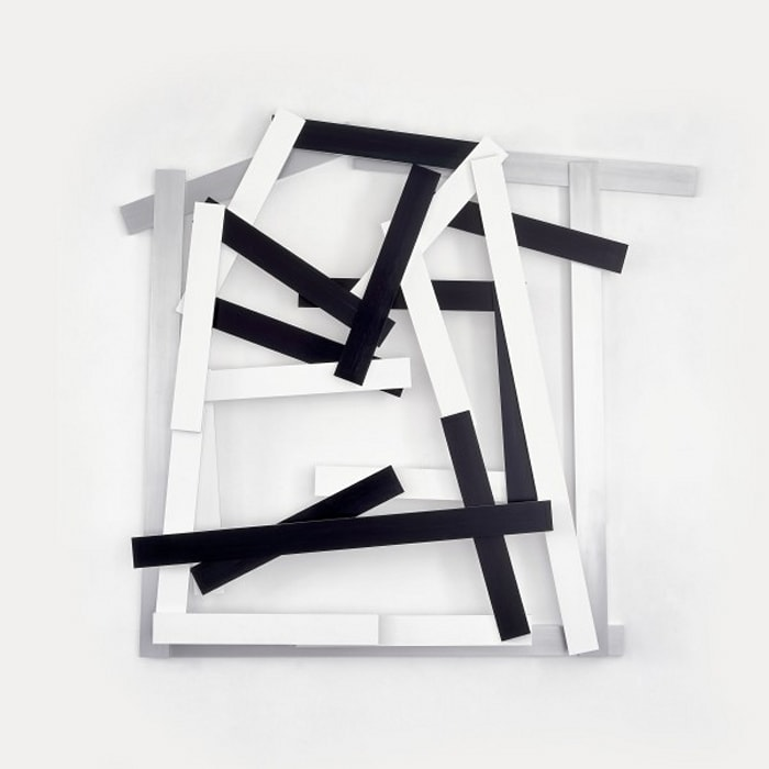 Cut-Up 10 by Imi Knoebel