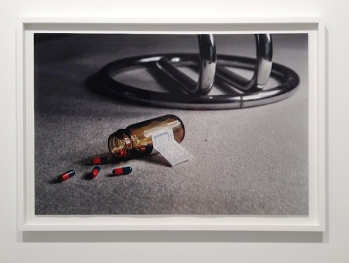 Untitled Scenes (Pills) by Christian Andersson