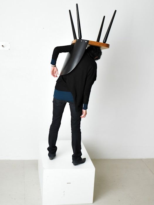 """Idiot I"" by Erwin Wurm"