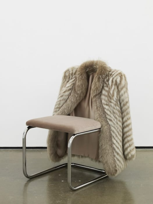 Untitled Chair - FXBW-0 by Nicole Wermers