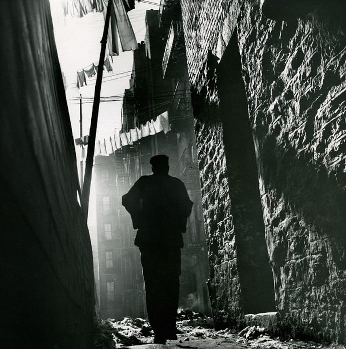 Off On My Own, Harlem by Gordon Parks