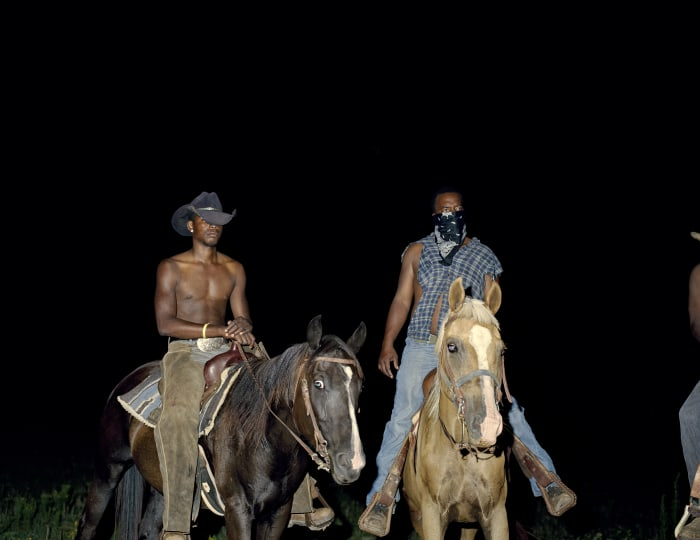 Cowboys by Deana Lawson