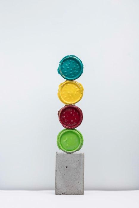 Geo-Concreto 02 by David Batchelor