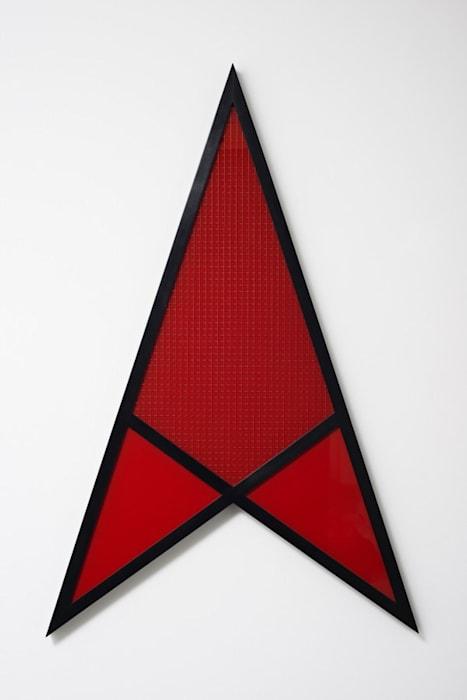 Arrow by Robert Mapplethorpe