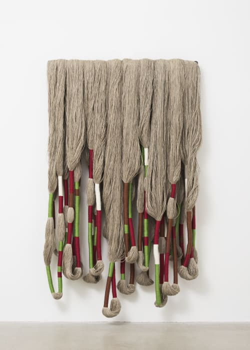 Sculpture Bas Relief by Sheila Hicks