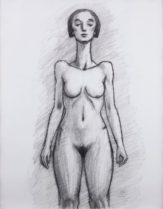 Drawing No.1403 by Katsura Funakoshi