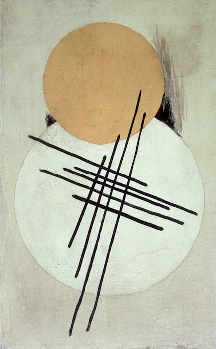 Non-Objective Composition by Liubov Popova