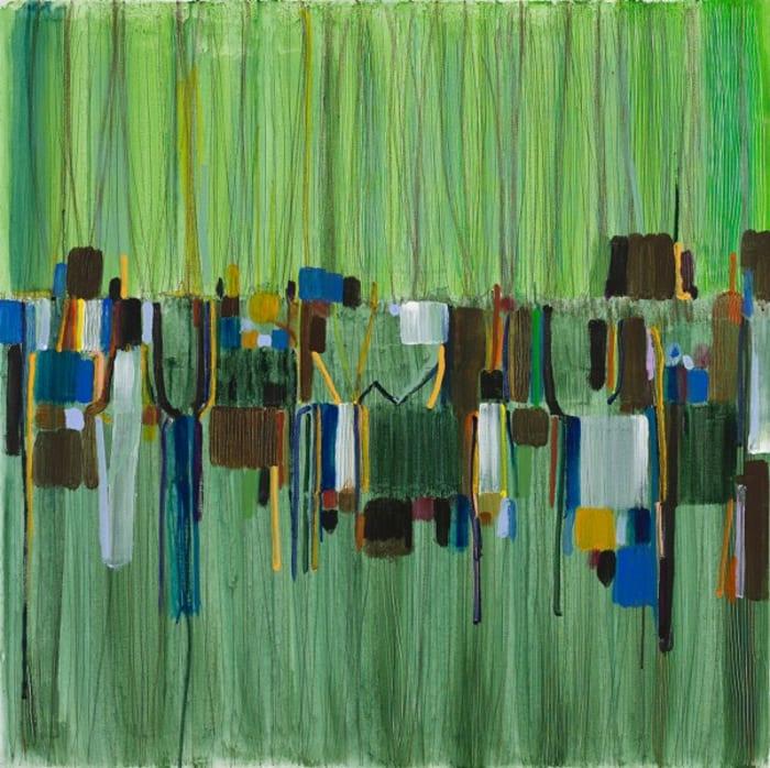 """Untitled(""""Master Builders 1""""Series) by Kostis Velonis"""