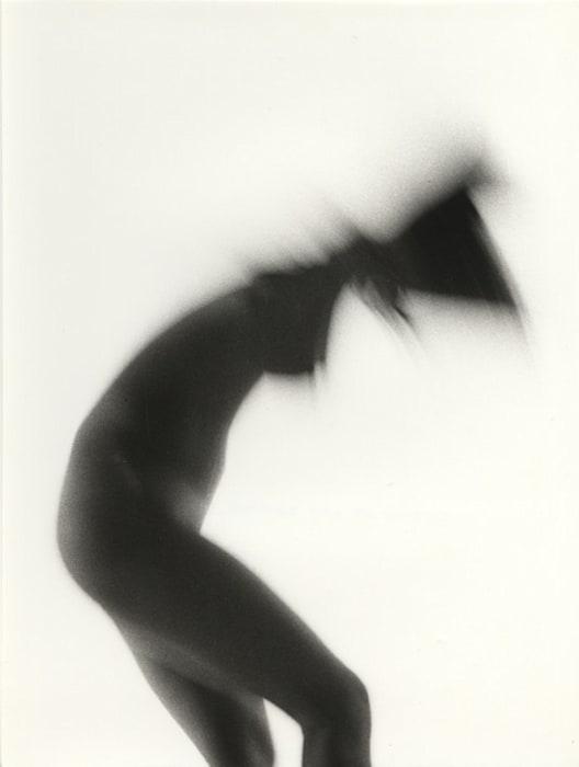 Untitled (Blurred Nude, Dark-Shaded) by Kiyoshi Niiyama