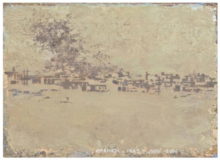 Bashiqa, Iraq - Nov 2016 by Francis Alÿs