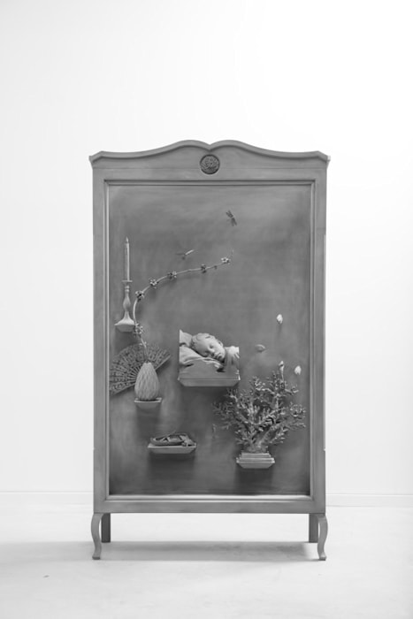 Wunderkammer (6) by Hans Op de Beeck