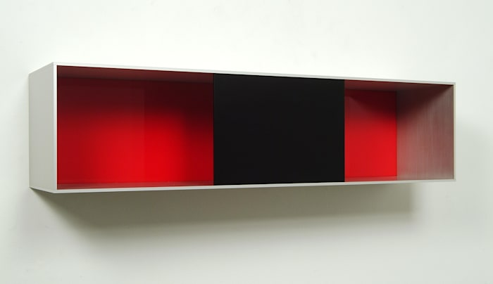 Untitled 91-130 by Donald Judd