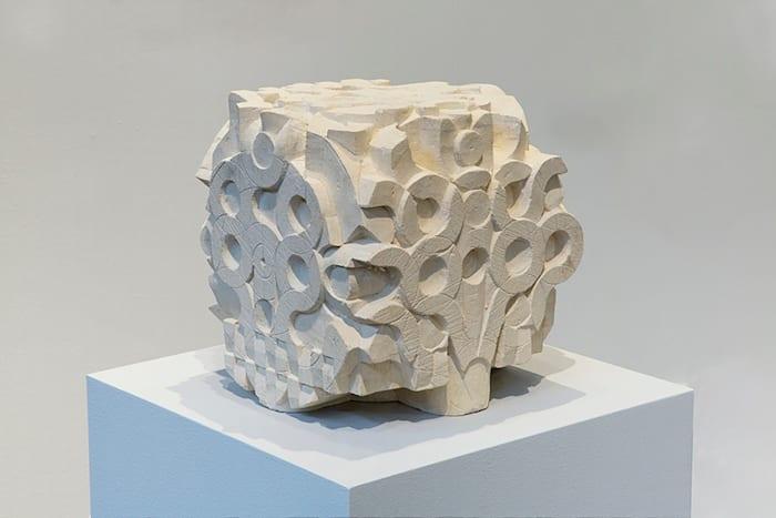 Dé Visages by Gabriel Orozco
