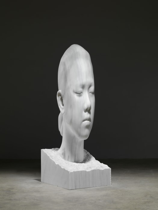 Mar Asia by Jaume Plensa