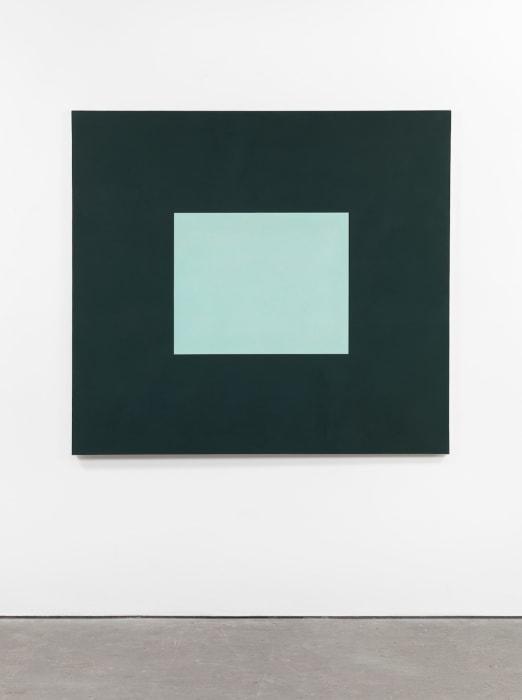 Light Green with Dark Green by Peter Joseph