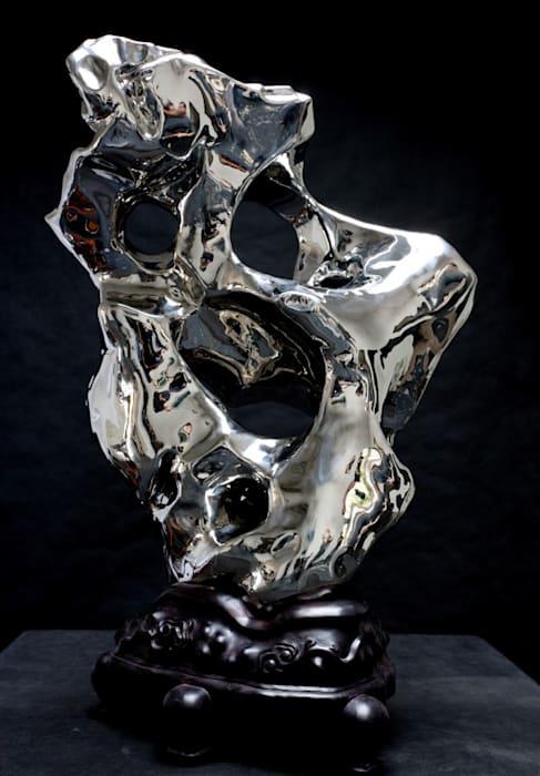 Artificial Rock No. 96 by Zhan Wang
