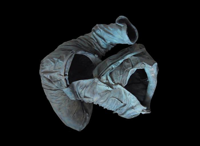Shell of Mao Suit 1 by Zhan Wang