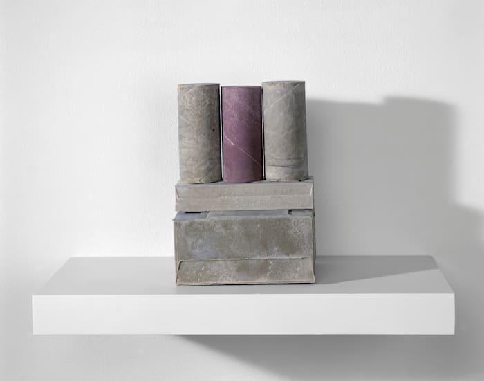 Model II by Rachel Whiteread