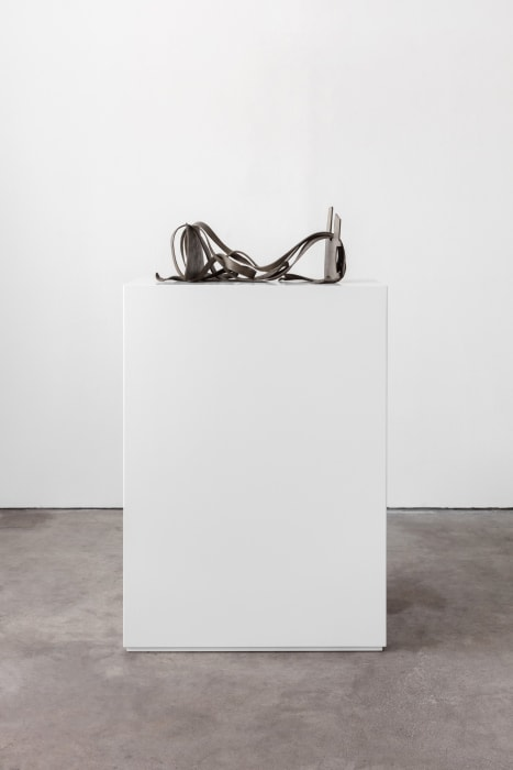 Reclining Sculpture (open) #2 by Ricky Swallow