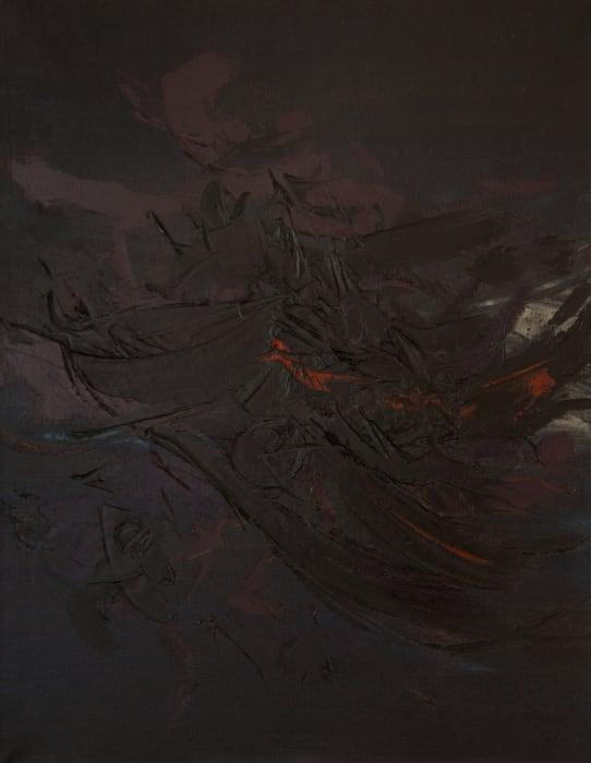Painting Nº 40 by Kasuya Sakai