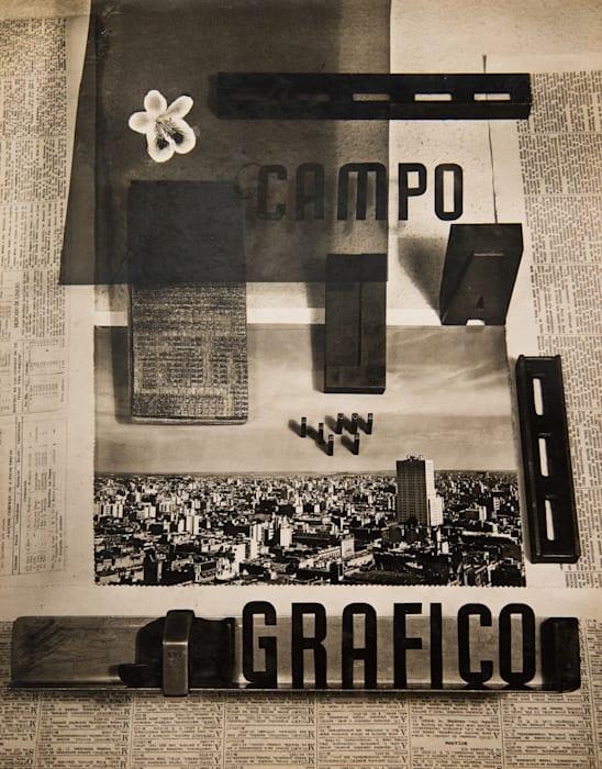 Campo Grafico by Grete Stern