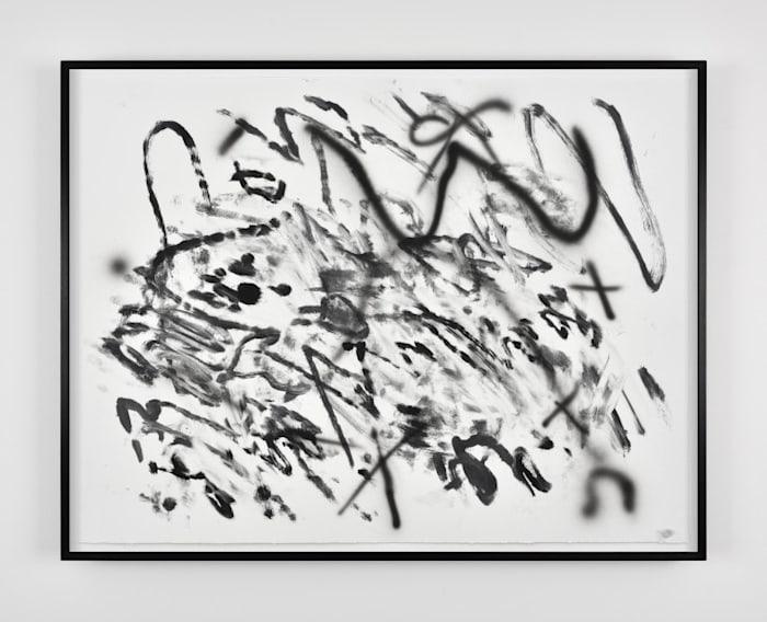 Monotype #11 by Julie Mehretu