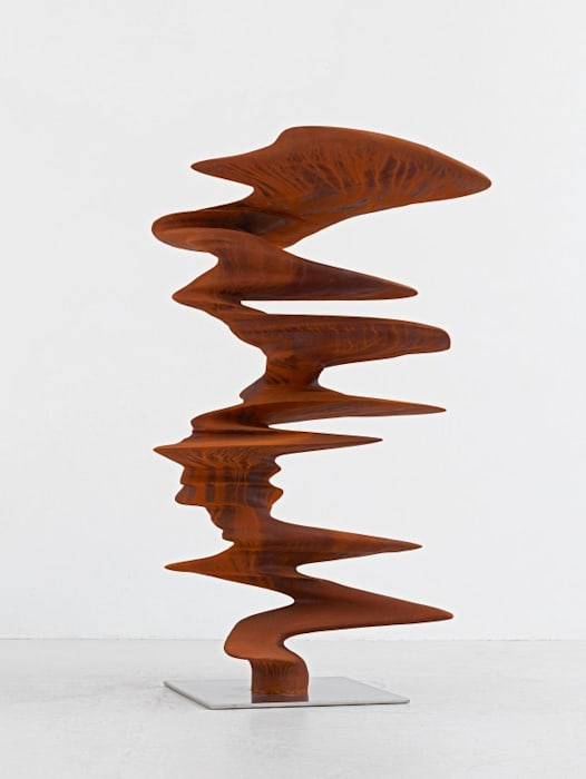 Pages by Tony Cragg