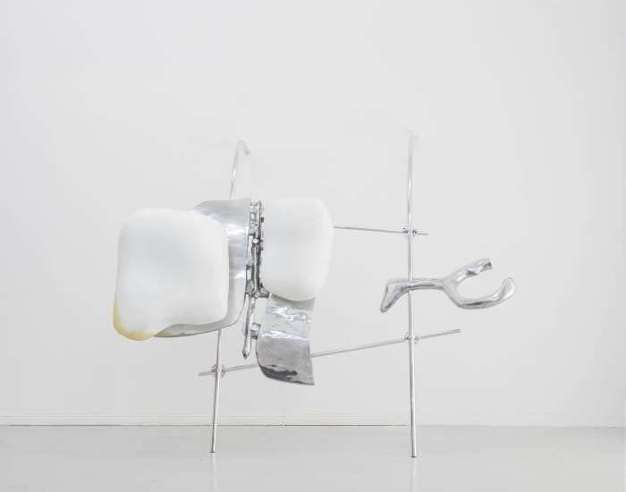 Scruff of the Neck (LL 14d/15d) by Nairy Baghramian