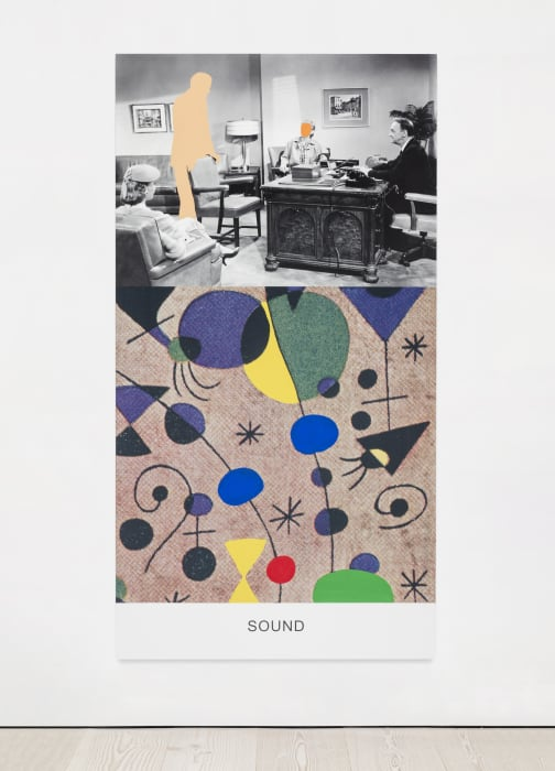 Miró and Life in General: Sound by John Baldessari